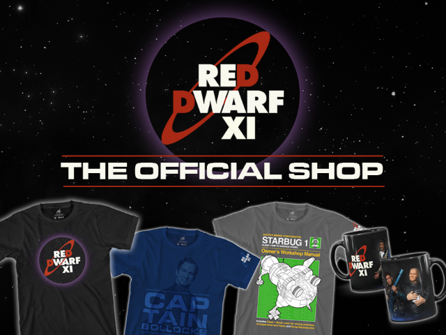Official Red Dwarf Shop Link